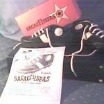 Botines Sacachispas